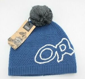 NWT OUTDOOR RESEARCH ~DELEGATE BEANIE~ O/S - DUSK BLUE