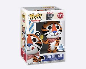 Funko POP! Ad Icons Tony The Tiger #121 FUNKO SHOP EXC [PREORDER]