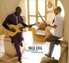 VINCENT ZANETTI/SAMBA DIABAT' - KALA JULA [DIGIPAK] NEW CD