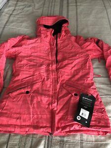 NWT 686 women faithful jacket in fuchsia Style KCR906N Size Medium
