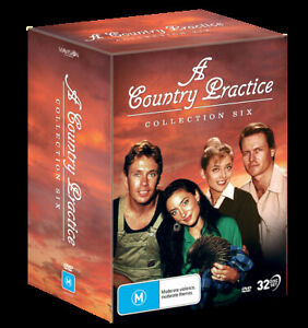 A COUNTRY PRACTICE Collection 6 DVD (32-Disc Set) NEW/SEALED