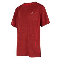 Vêtements rouges en polyester pour garçon de 14 ans