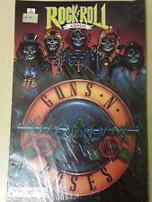 Guns n Roses - Rock-N-Roll Comic Book! Rare! #1