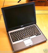 Dell Latitude D620 Laptop Computer Ubuntu Linux Intel Dual Core WiFi 500GB HD