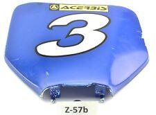 Yamaha YZ 125 2HG Bj.87 - Frontverkleidung Startnummerntafel