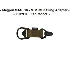 Magpul - MAG 516 COY - MS1 - MS3 ParaClip Sling Adapter - NEW - COYOTE Brown
