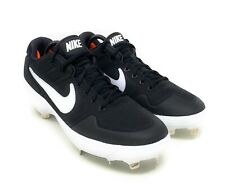 New Nike Alpha Huarache Elite 2 Low Mens Baseball Cleats Aj6873-001 Size 11.5
