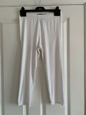Next White 3/4 Leggings , Size 10, Worn Once