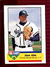 Cartes de baseball, saison 1994