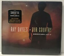 RAY DAVIES (KINKS) - OUR COUNTRY: AMERICANA, ACT 2 (II) NEW CD Feature Jayhawks