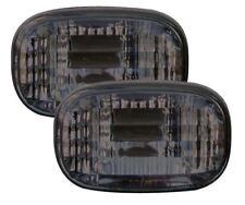 TOYOTA SUPRA MK4 93-97 CRYSTAL BLACK SIDE LIGHT REPEATER INDICATORS