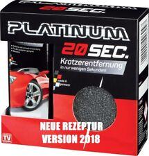 Platinum 20 sec. professionelle Kratzerentfernung // in 20 SEK VERSION 2018 !!