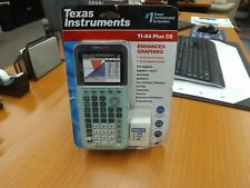 FACTORY SEALED Mint Texas Instruments Ti-84 Plus CE Graphing Color Calculator
