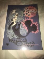 NEW Junko Mizuno's Princess Mermaid  Paperback Book English Bonus Postcards