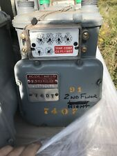 American Gas Meter Ac 250 Ac-250 5 Psi Nos Free Shipping Used