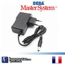 Alimentation console Sega Master System 1 & 2 - Adaptateur - Power Supply