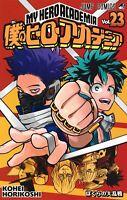 ☀ My Hero Academia Volume 23 Comic Book Manga Shonen Jump Shueisha Japanese ☀