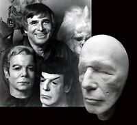 Leonard Nimoy Life Mask from 1975 Don Post Studios Spock Mask not Kirk 75 Myers