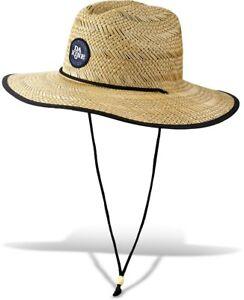 "Dakine Pindo Straw Hat L/XL (7 3/8; 23"" Circumference) Night Sky New 2021"