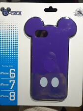 Disney Park iPhone 6S+ 7+ 8 Case Mickey Mouse Potion Purple 3D Ears DTech
