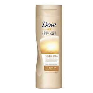 Dove Visible Glow Self-Tan Lotion Variation 250ml