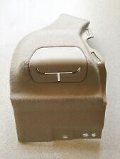 2002-2005 JAGUAR X-TYPE ~ LEFT REAR BACK SEAT BELT TRIM COVER ~ OEM PART