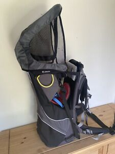 Little Life Cross Country Child Carrier Backpack Baby Sun Cover & Rain Cover