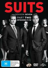Suits : Season 7 : Part 2 : NEW DVD