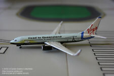 Phoenix Models Virgin Australia Boeing 737-800W Head to Queensland Model 1:400