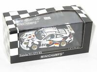 1/43 Porsche 911 (996) GT3 RS  Seikel Motorsport  Le Mans 24 Hrs 2004 #84