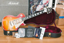 Gibson Custom Shop Ace Frehley KISS Budokan Les Paul Custom aged #009 - MINT!
