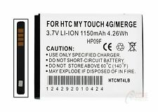 New Cell Phone Battery for HTC MyTouch 4G / HTC Merge / Thunderbolt 4G ADR6400