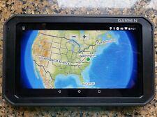 """Open Box - New GARMIN FLEET 770 7"""" Telematics Tablet GPS Navigation Bluetooth"""