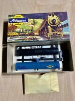 Ho Scale Athearn Dow Chemical Tank Car New Open Box