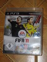 FIFA 11 (Sony PlayStation 3, 2010) PS3 Fussball mit OVP und Anleitung