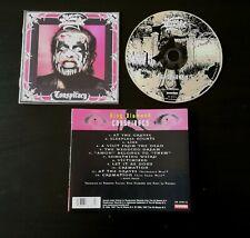 KING DIAMOND - CONSPIRACY -  CD 1997 ROADRUNNER REMASTERS - Rare!! Mercyful Fate