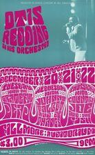 MINT Grateful Dead Otis Redding Country Joe 1966 BG 43 Fillmore Poster