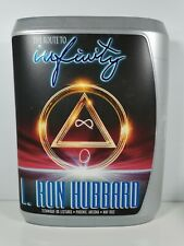 The Route to Infinity - L. Ron Hubbard Scientology Lecture CDs