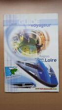 ► SNCF - TER Pays de la Loire - Guide voyageur, mai 2001