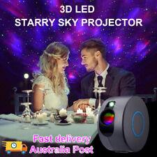 3d Aurora LED Starry Sky Star Projector Light Nebula Night Lamp Aus Galaxy