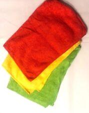 3 Micro Fiber Cloth Towels