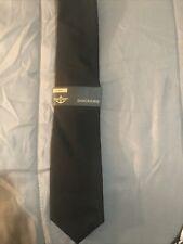 BRAND NEW WITH TAGS Dockers Men's Necktie, Black