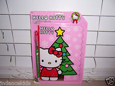 Hello Kitty Diecut Diary With Pen New Has 60 Sheets Great Christmas Gift
