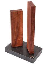 KAI STH-4.3 Messerblock Ständer Stonehenge Granit/Walnuss 4 Messer magnetisch