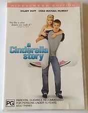A CINDERELLA STORY DVD WIDESCREEN EDITION (#DVD00397)
