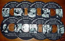WILLIAM POWELL on the air Vintage Radio Shows OTR-CDs