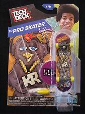NEW! TECH DECK TD Pro Skater KR Romar's 3/6 Finger board Display Stand