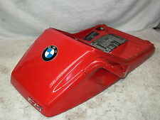BMW Marrakesh Red TAIL COWLING Cowl K75S K100LT K100RS K75C K1100LT K1100RS K75T