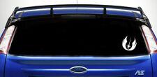 2X STAR WARS JEDI  skate car stickers/decals  window