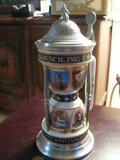 "2000 ANHEUSER BUSCH  MEMBERS ONLY  STEIN  ""A CELEBRATION OF A-B ACHIEVEMENTS"""
